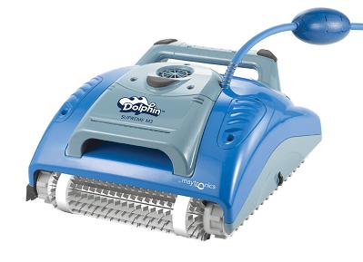 רובוט לבריכת שחיה דגם דולפין Supreme M3